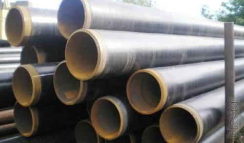 Bitumen rubber pipe insulation