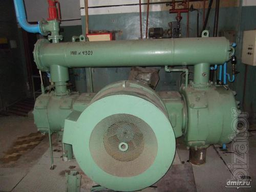 buy compressor 2вм4-24/9 with storage, Boo, illiquid, spare parts