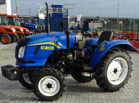 Mini tractor Dongfeng-354D (Dongfeng-354D)