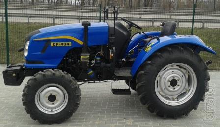 Mini tractor Dongfeng-404D (Dongfeng-404D)