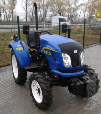 Mini tractor Dongfeng-244D (Dongfeng-244D)