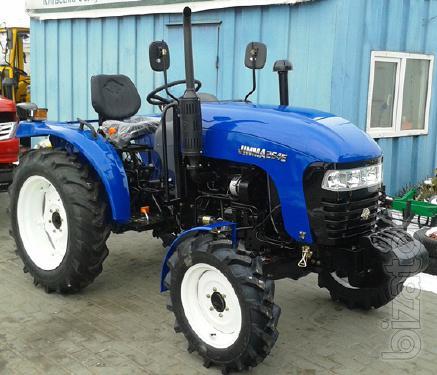 Mini tractor Jinma-264E (Jinma-264Е) homenethelp