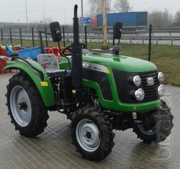 Mini tractor Zoomlion/Detank RD-244B (Zoomlion RD-244B)