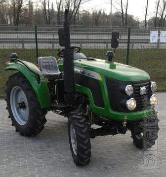 Mini tractor Zoomlion/Detank RD-244BR (Zoomlion RD-244BR) with reverse