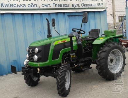 Mini tractor Zoomlion/Detank RF-244B (Zoomlion/Detank RF-244B)