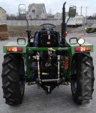 Mini tractor Zoomlion/Detank RF-354B (Zoomlion/Detank RF-354B)