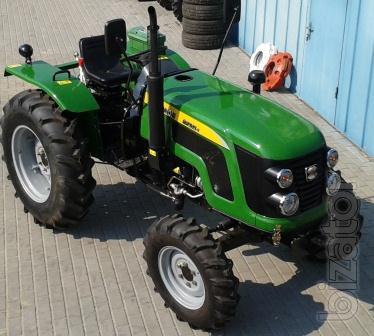 Mini tractor Zoomlion/Detank RF-404B (Zoomlion/Detank RF-404B)