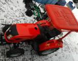 Mini tractor Dongfeng-244 (Dongfeng-244) with visor red