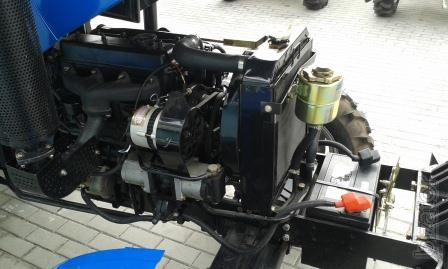 Mini tractor Bulat-354.4 (Bulat-354.4)