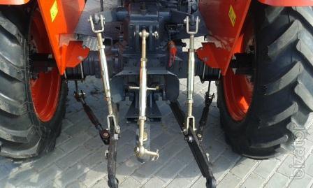 Mini tractor Bulat-404 (Bulat-404)