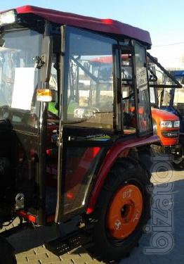 Mini tractor Shifeng SF-244C (Shifeng SF-244C) belt with cab