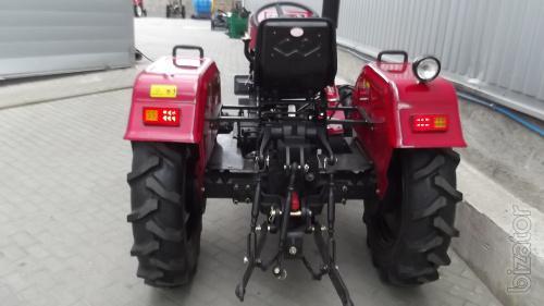 Mini tractor Shifeng SF-244 (Shifeng SF-244) belt drive