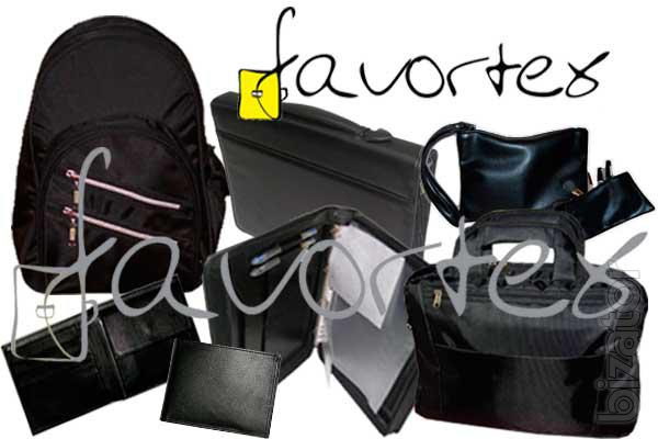 Tailoring of leather goods: handbags, backpacks, briefcases, cosmetic bags, folders, business card holders