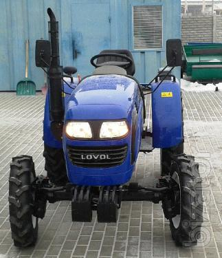 Mini tractor Lovol TE-244 (Photon TE-244)