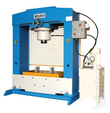 Electric hydraulic press from China