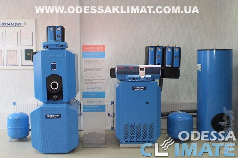 Buderus boilers Odessa to buy a boiler Buderus in Odessa - Buy on ...