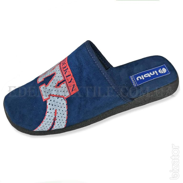 mens bedroom slippers inblu ukraine buy on. Black Bedroom Furniture Sets. Home Design Ideas