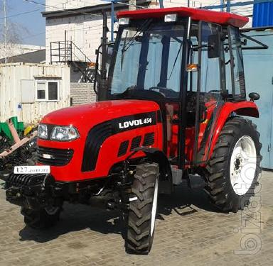 Tractor Lovol TV-454 (Photon TV-454) with cabin and reverse