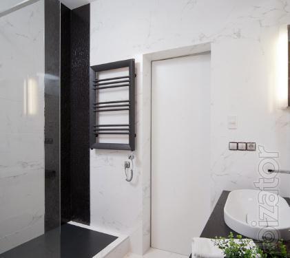 Designer towel rail Enix Rama