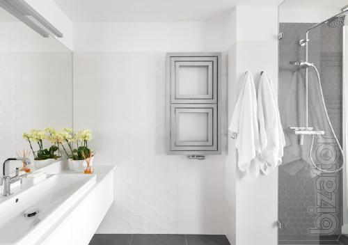 A Heated Towel Rail Enix Libra