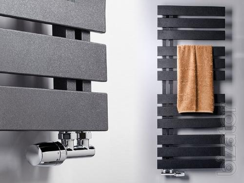 The Nameless Towel Rail Instal Projekt
