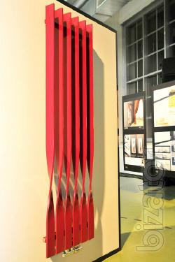 Design radiator Cyklon Vertical