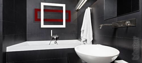A Heated Towel Rail Combi (Formula)
