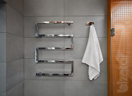 Serpentine Towel Warmer (Formula)