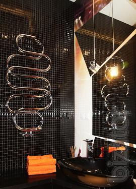 Design towel warmer Terma Perla