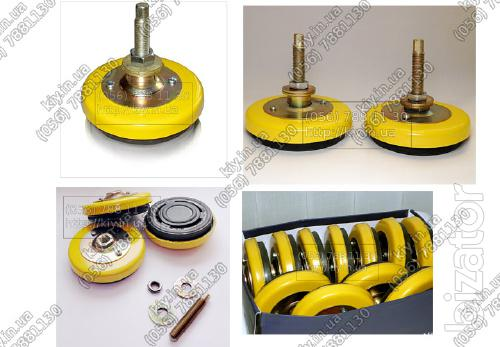 Sell anti-vibration mounts (supports) for machine tools and industrial. equipment
