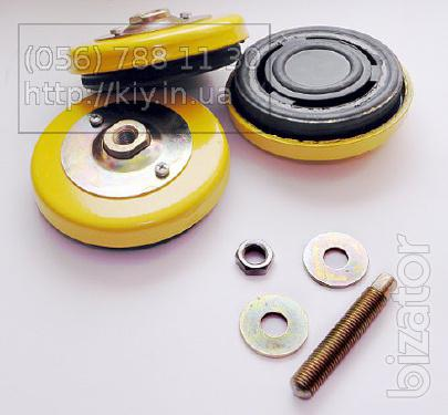Vibration dampers for machine tools (anti-vibration mount S-31M)