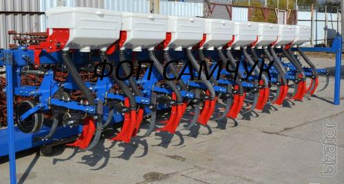 Sell a new cultivator KRN, fully complete.