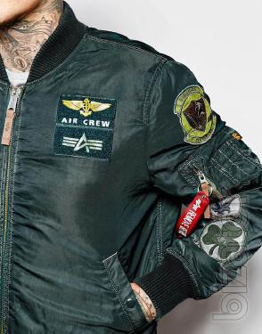 Jackets Alpha Industries (USA) wholesale from the official representative in Ukraine