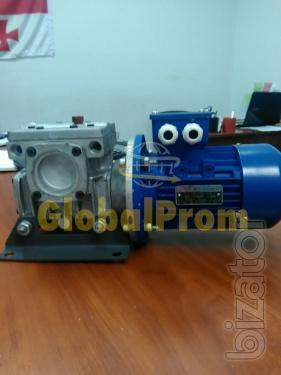 Worm gearboxes (gear motors) CH and MCH