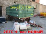 wonderful 2ПТС-4 BU after a 100% restoration.Don't believe-see photos of the real trailer