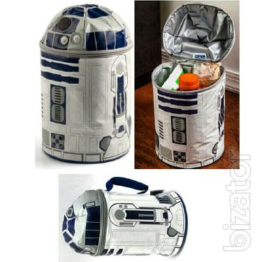 Thermal bag lunchbox R2D2 with sound under