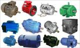 Sell electric motors, pumps, industrial fans