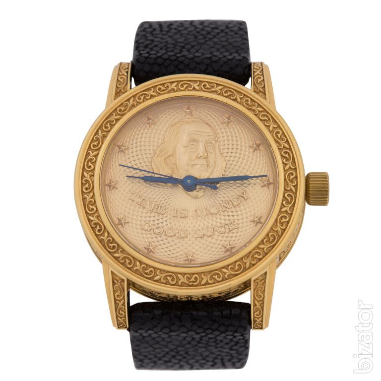 Gold men's watches buy is money to invest
