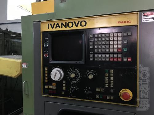 Universal 5 axis machining centre ZMM(Bulgaria) MC 032.