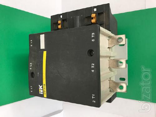 Contactor LPS-5115 115 And 400 V/AC-3 IEK