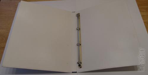 manufacturer original cardboard folder