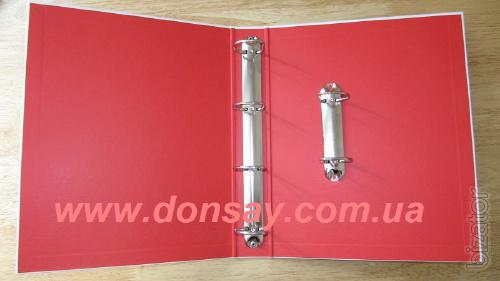 folder with rings or staples Donsai