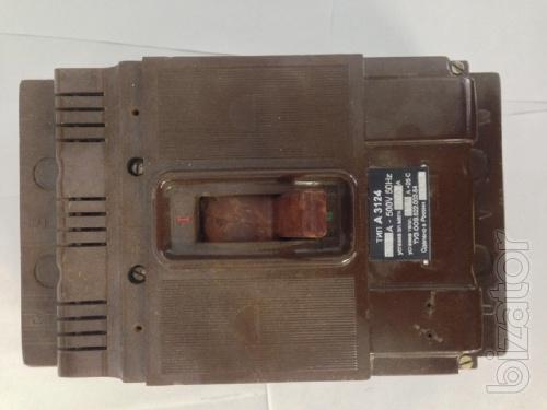Automatic switch A-3124