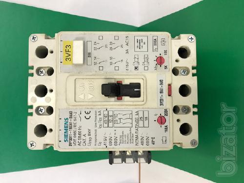 Circuit breaker Siemens 3VF3311-3BX41-8KAO 200A