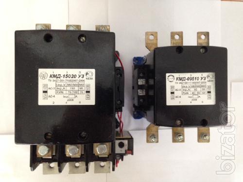 Contactors (starters) KMD-15020 U3, пм12-125200