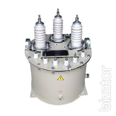Voltage transformer IOIE-10, transformer IOIE, transformer IOIE-10