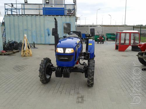 Mini tractor Lovol TE-244 (Photon TE-244) with homenethelp