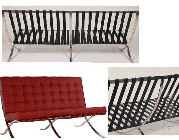 Frame to the sofa, Barcelona 2 seater