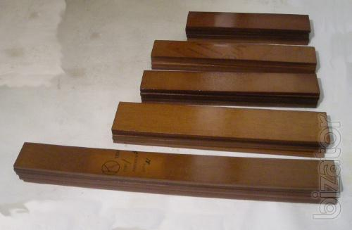 Blade for pump KO-503, TO-505, TO-510 textolite plates for rotary vacuum pump.