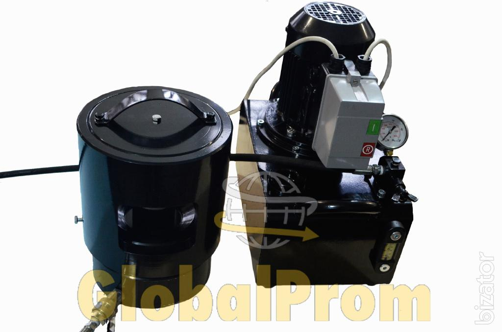 Hydraulic press jewelry